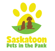 Pets in the Park Saskatoon Logo